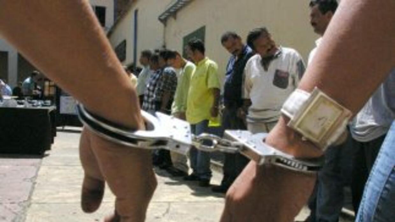 Las detenciones se produjeron en respuesta a 28 órdenes de arresto contr...