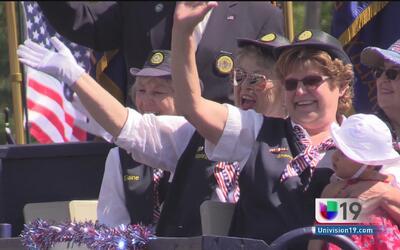 Celebran la edición 51 del desfile de Gilmore