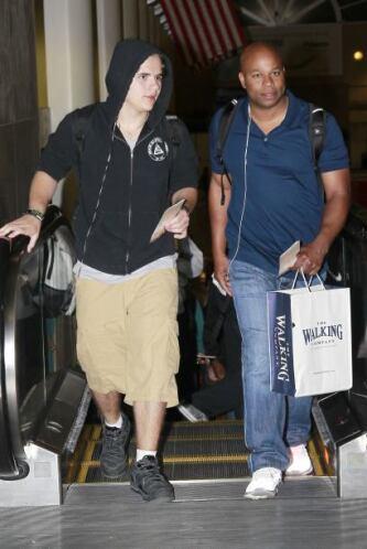 Prince viaja por primera vez a Cuba, junto a sus compañeros. Mira aquí l...