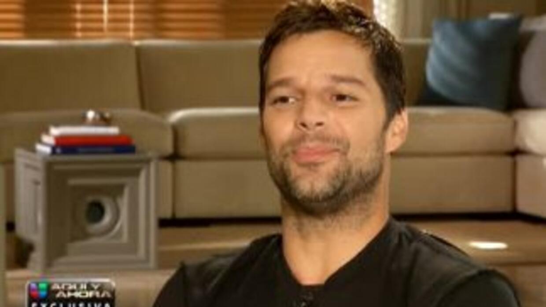 Ricky Martin confesó más Sal y Pimienta