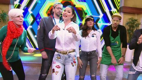 Ana Patricia despertó inspirada y nos prendió con un reggaetón