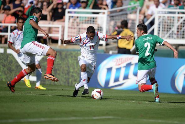 La jugada que cambió el partido del México vs. Panamá fue el penal que a...