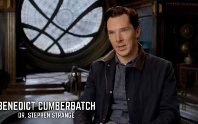 Los personajes de 'Doctor Strange'