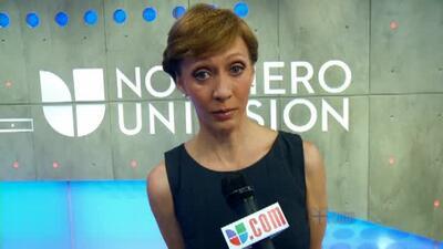 Lourdes Ramos, conoce la nueva cara del Noticiero Univision fin de semana