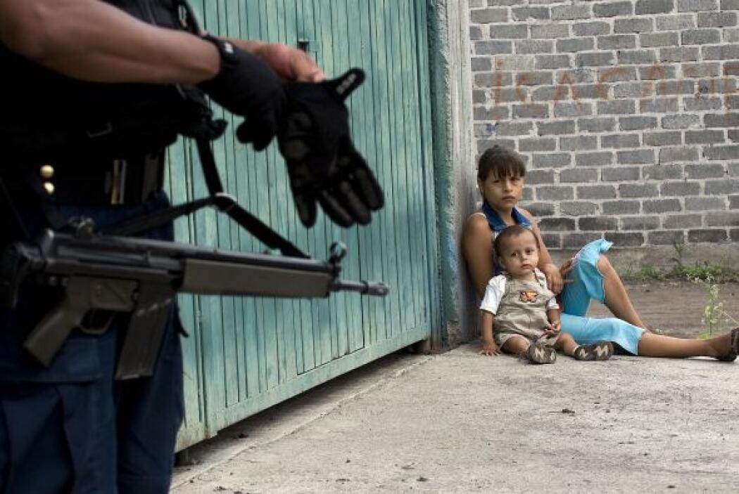 Según estimaciones de la policía mexicana, en el 2010  hubo más de 15 mi...