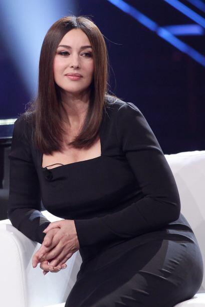 Monica ha capturado la atención del mundo entero con su sensualidad.
