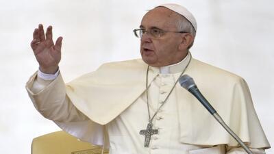 El Papa pide más esfuerzos para combatir el ébola