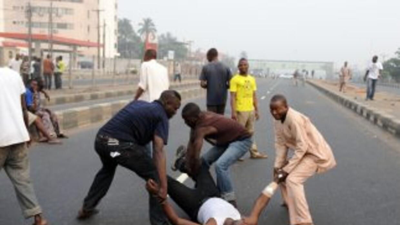 El líder de Boko Haram, Abubakar Shejau, definió los ataques a la poblac...