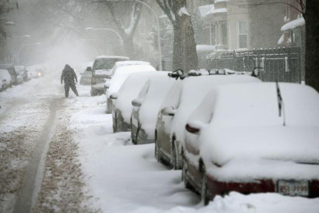 La primera tormenta invernal del 2014 afecta 22 estados.