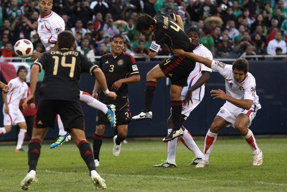 Faltaba cerrar el Grupo jugando con el Costa Rica de Ricardo La Volpe. U...