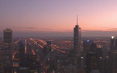 Aproveche el buen clima en Chicago, pues tiende a cambiar pronto