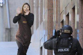 Elly Chen, la camarera que escapó de las garras del secuestrador.