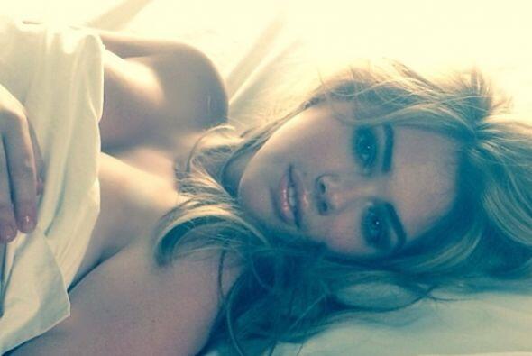 Kate Upton se cansó del 'glamour' de las portadas de revista y pa...