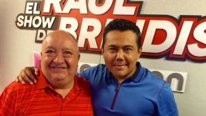 El Pirruris vistó el show de Raul Brindis, nos contó de su vida y proyec...