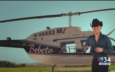 El Bebeto lanza sencillo al son de mariachi