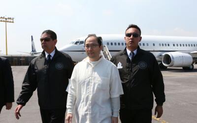 Zhenli Ye Gon, entregado a las autoridades mexicanas.