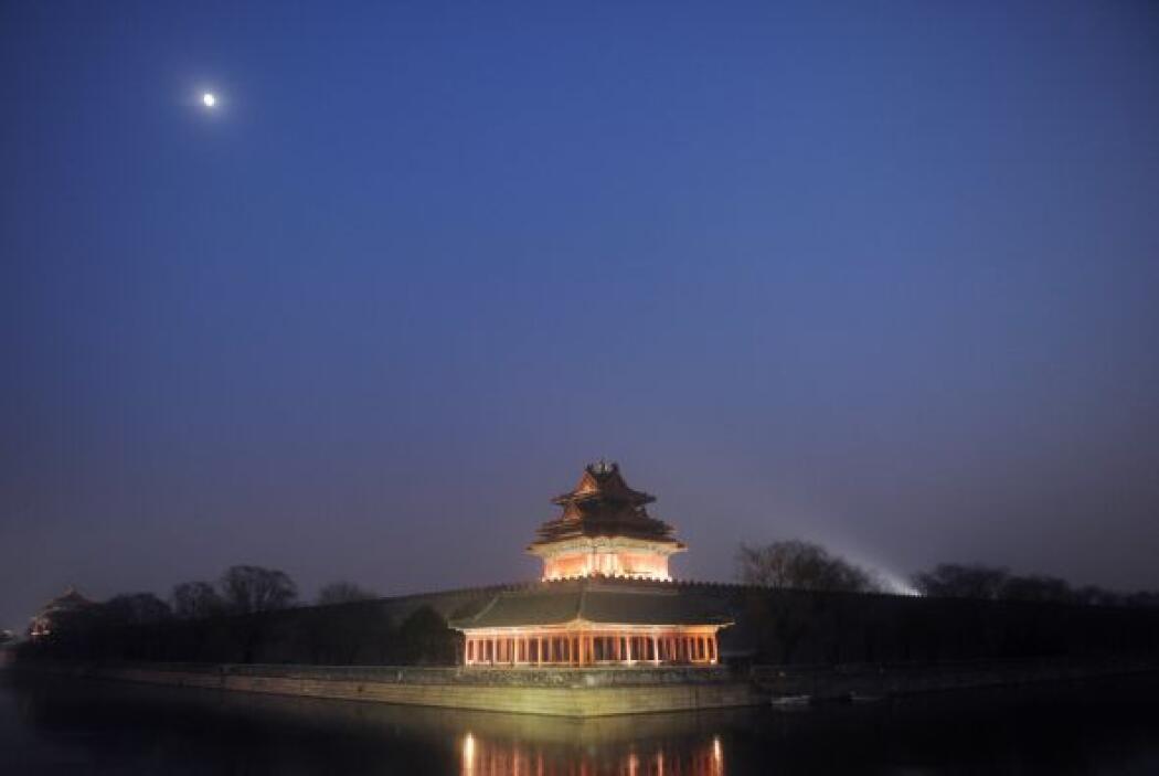 La ciudad prohibida de Pekín