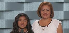 El rol protagónico de los hispanos durante la convención demócrata