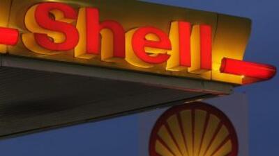La empresa anglo-holandesa Shell.