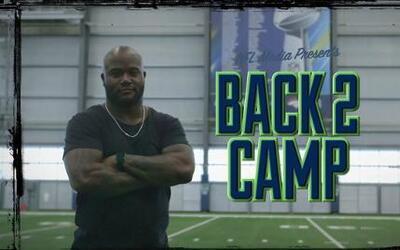 Michael Robinson regresa al entrenamiento de Seahawks