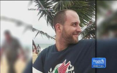 Camarógrafo estadounidense se infectó de ébola mientras trabajaba en Lib...