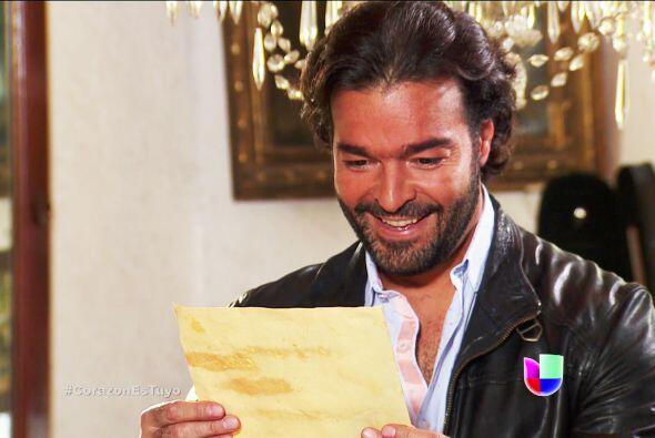 Muy bien Diego, el corazón de Ana se llenará de alegría.