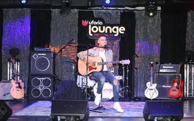 Cheyo Carrillo desde el Uforia Lounge en Houston