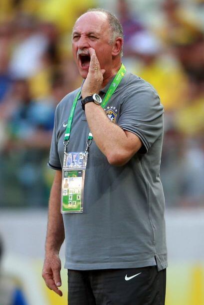 Luiz Felipe Scolari. Director Técnico. Fecha de Nacimiento: 9 de noviemb...