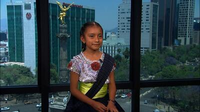 Natalia López: estoy orgullosa de mis raíces