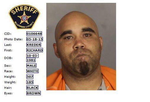 Richard Kreder (Departamento de Policía de Waco).
