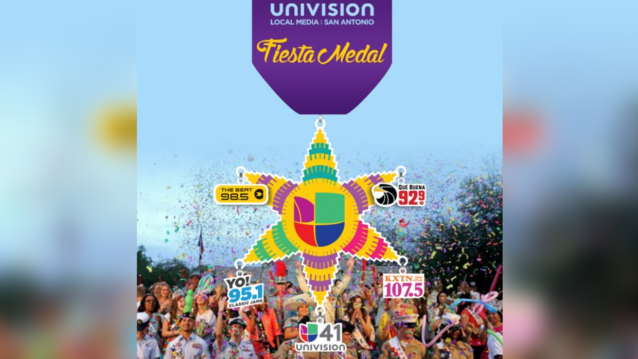 Get your Univision Fiesta Medal today