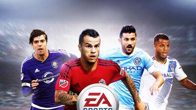 Portada FIFA 16 de la MLS