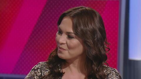 Conoce a Luz Ramos, la actriz que interpreta a Jenni Rivera en la serie...