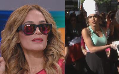 #DAEnUnMinuto: Sushi al estilo de Mela y los dichos de Karla Martínez