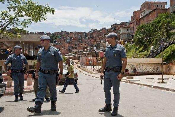 Un total de 98 policías han sido asesinados en el estado de Sao Paulo es...