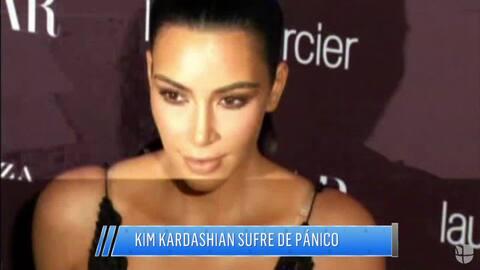 GYF digital, Kim Kardashian sufre de ataques de pánico