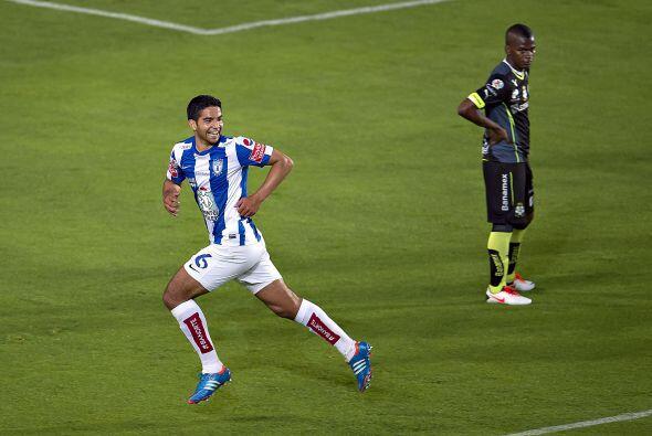 Diego de Buen (8): Fue el mejor jugador del partido. De Buen anotó el pr...