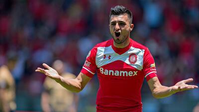 Toluca 2-1 Pumas: Diablos sacan apurado triunfo ante un aguerrido Pumas