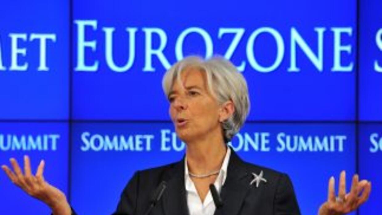 """Si Lagarde cometió los delitos de """"complicidad en falsificación"""" y en """"d..."""