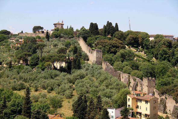 El Forte di Belvedere será el lugar donde la pareja ofrecer&aacut...