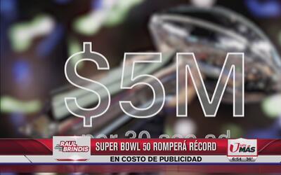 """El """"Gran Juego"""" rompe récord en costos de publicidad"""