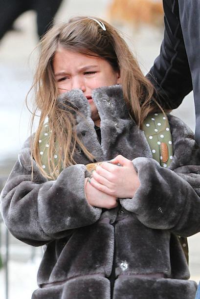 Ya sabemos que la nena es un poquito temperamental y sensible... Más vid...