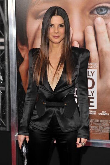 Sandra Bullock recaudó $25 millones sólo en 2011.