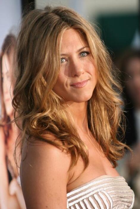 Con o sin pareja Jennifer Aniston quiere convertirse en madre. Sus deseo...