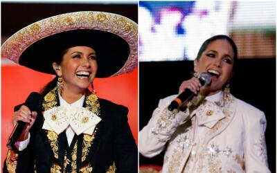 Lucero mariachi