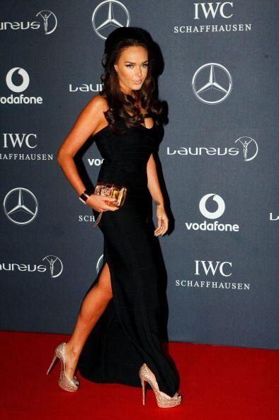 Tamara Ecclestone, hija del presidente de la Fórmula Uno Bernie Ecclesto...