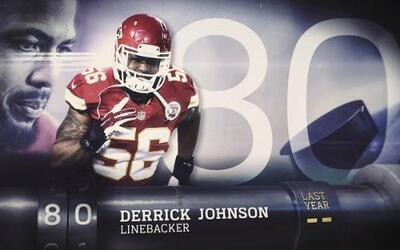 Top 100 Jugadores del 2016: (Lugar 80) ILB Derrick Johnson
