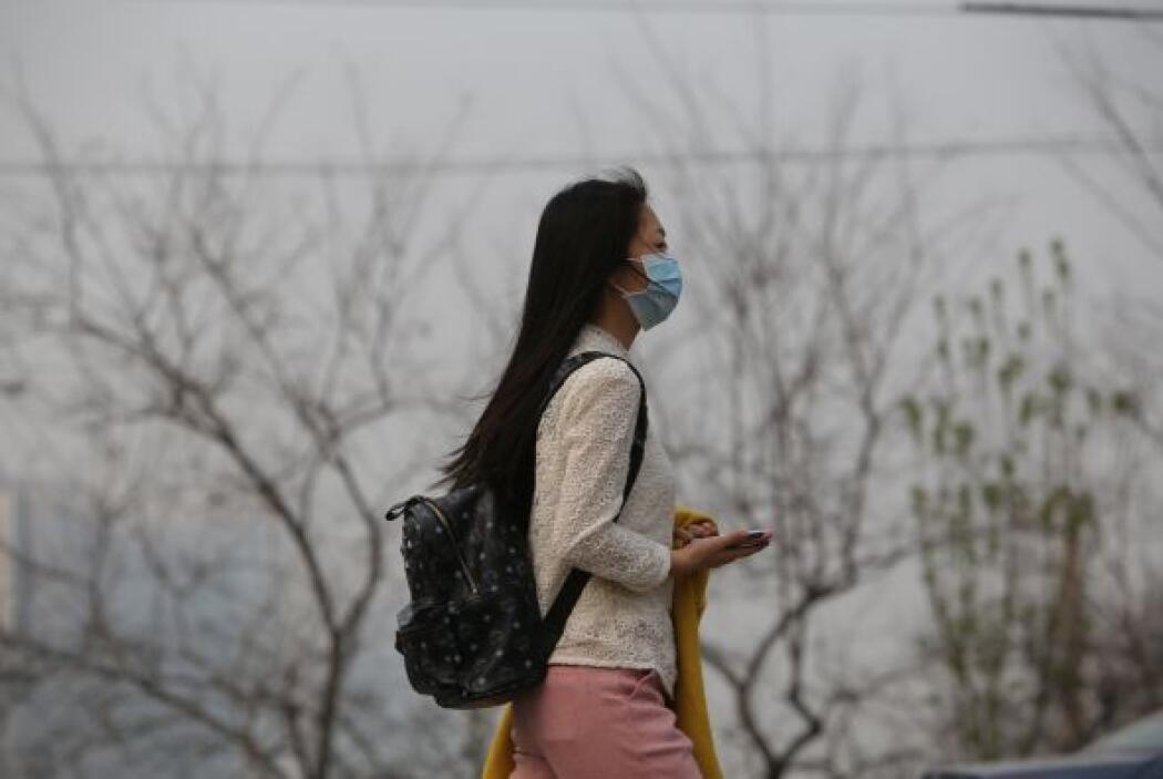 Zhengzhou es una de las ciudades más contaminadas de China, y ocupa la p...