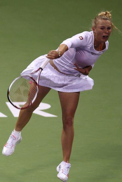 Caroline Wozniacki recuperó el primer puesto en la clasificación mundial...