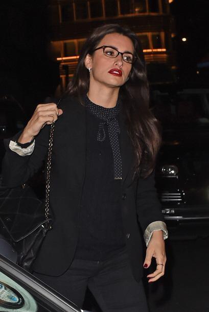 Las actrices se reunieron en una cena en Londres para ponerse al d&iacut...